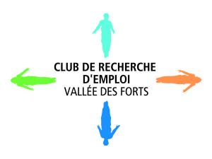 Logo Club de recherche d'emploi Vallée des Forts