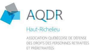 Logo AQDR Haut-Richelieu