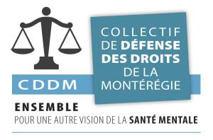 Logo Collectif de défense des droits de la Montérégie