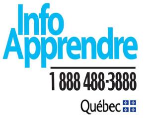 Logo Fondation pour l'alphabétisation - Info apprendre
