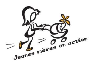 Logo Jeunes mères en action