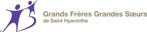 Logo Grands frères Grandes soeurs St-Hyacinthe