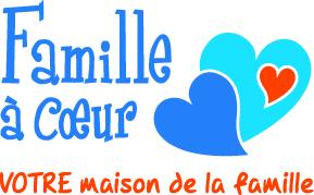 Logo Famille à coeur
