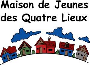 Logo Maison de jeunes des Quatre Lieux