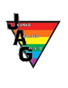 Logo Jeunes adultes gai-e-s