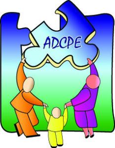 Logo Agence de développement des compétences en petite enfance - Coop de solidarité