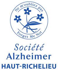 Logo Société Alzheimer Haut-Richelieu