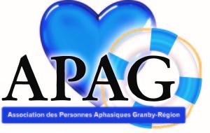 Logo Association des personnes aphasiques de Granby et région