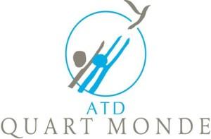Logo ATD Quart Monde