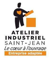 Logo Atelier industriel St-Jean