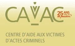 Logo Centre d'aide aux victimes d'actes criminels de la Montérégie