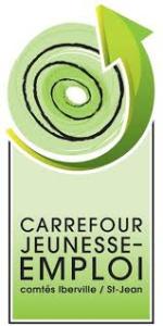 Logo Carrefour jeunesse-emploi