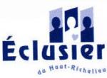 Logo Éclusier du Haut-Richelieu