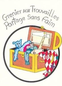 Logo Grenier aux trouvailles