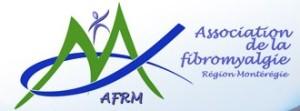 Logo Association de la fibromyalgie région de la Montérégie