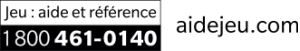 Logo Jeu : aide et référence
