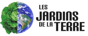 Logo Les jardins de la terre