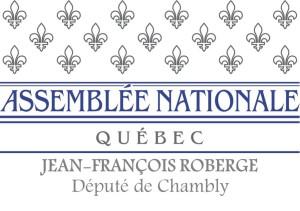 Jean-François Roberge député de Chambly