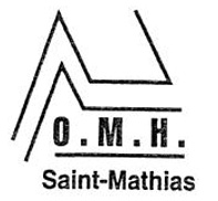 Logo Office municipal d'Habitation de St-Mathias