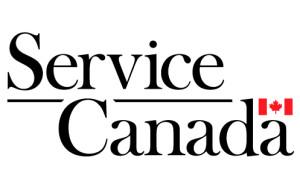 Logo Service Canada