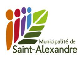 Logo Municipalité St-Alexandre
